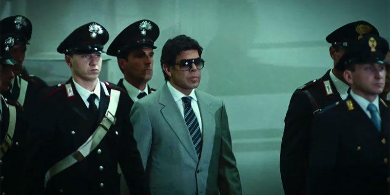 Cannes 72 - Pierfrancesco Favino è Tommaso Buscetta nel trailer di Il Traditore