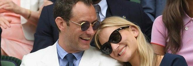 Jude Law Matrimonio