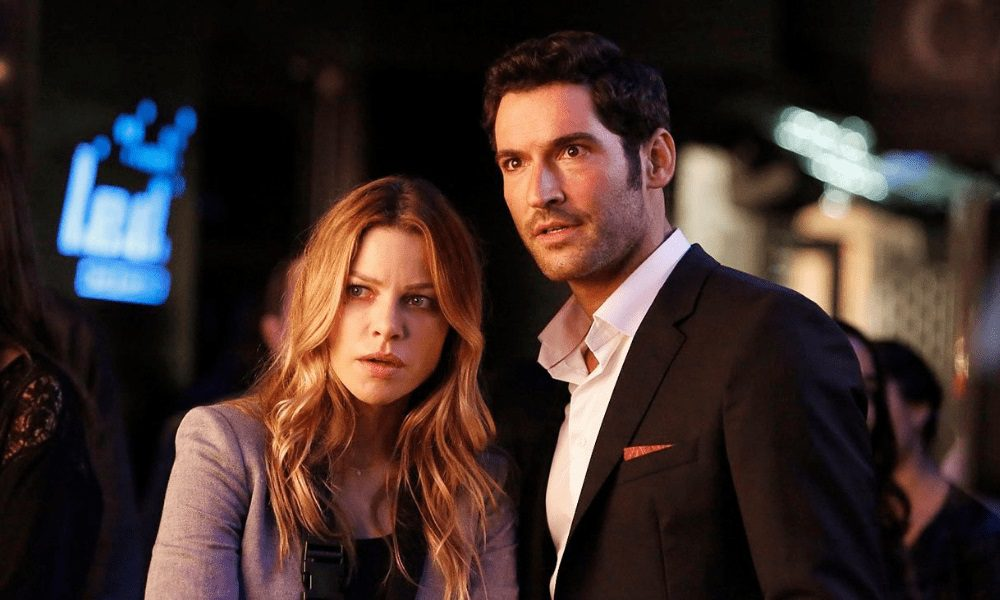 Lucifer Quarta Stagione