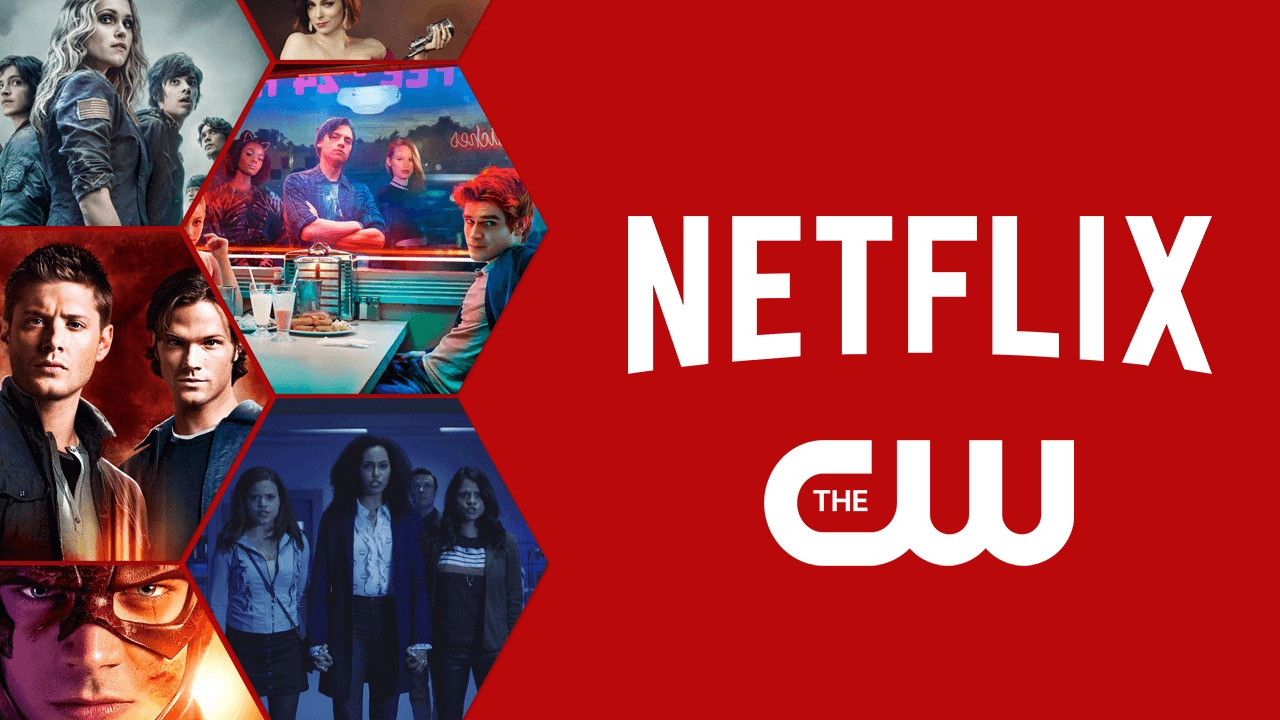 Netflix The CW