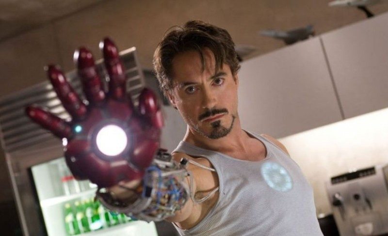 Iron Man - Robert Downey jr