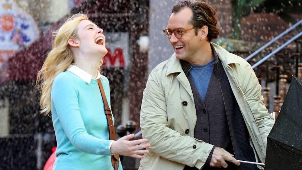 Il romantico poster di Un Giorno di Pioggia a New York, il nuovo film di Woody Allen