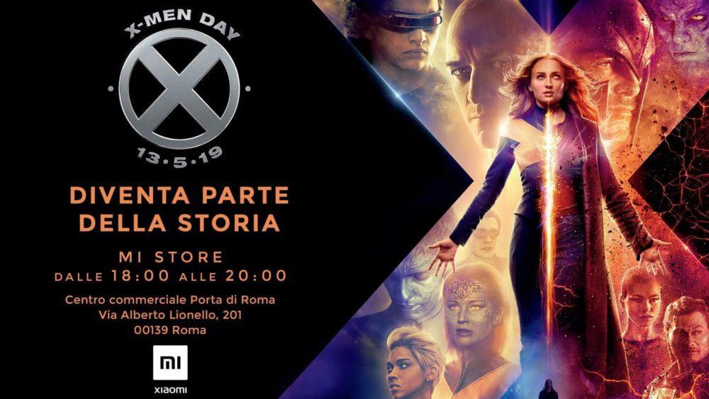 X-Men Day Roma