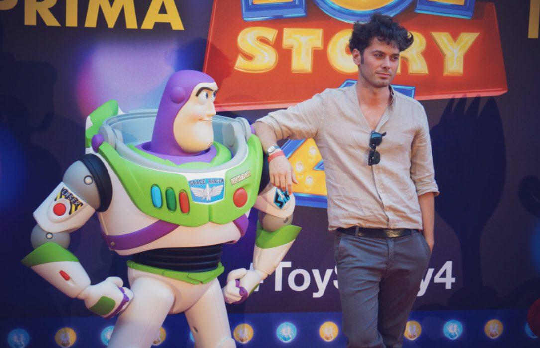 Le foto dall'anteprima italiana di Toy Story 4 e il commento al film
