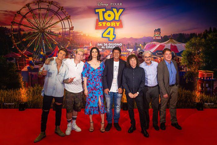 Toy Story 4 Voci Italiane