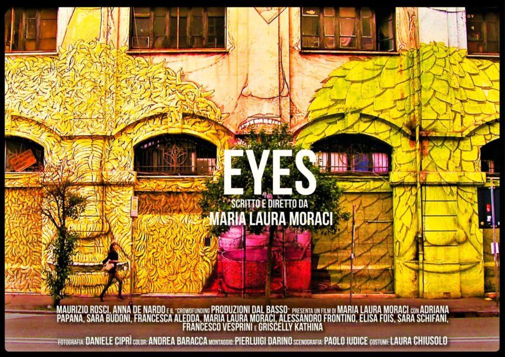 eyes maria laura moraci