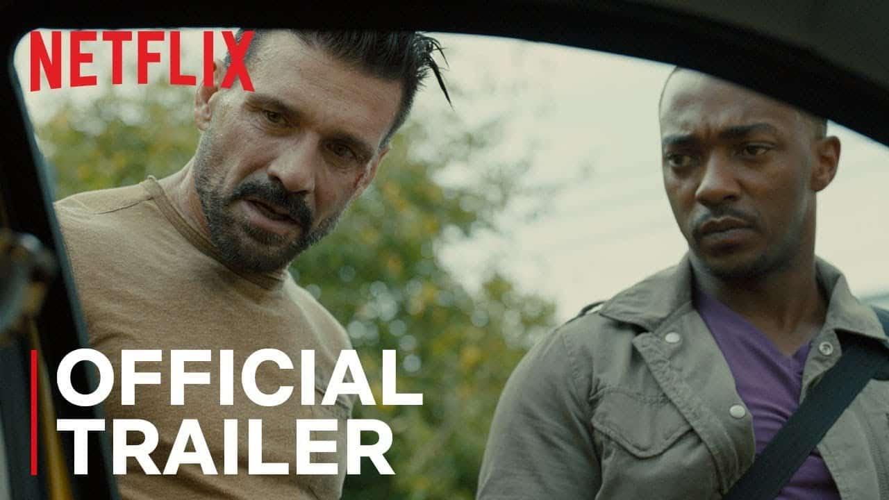 Point Black Netflix trailer