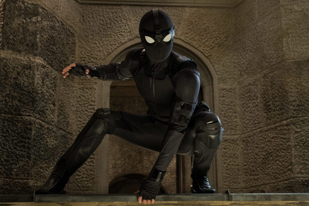 Spider-Man Far From Home Costumi