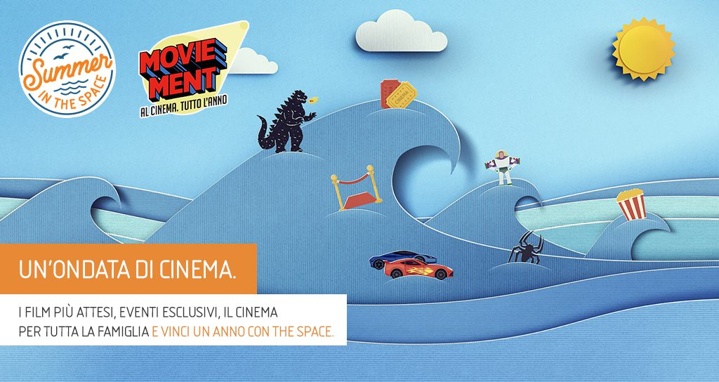 The Space Cinema concorso