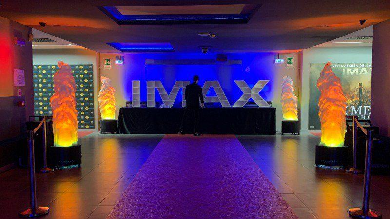 UCI Cinemas imax roma