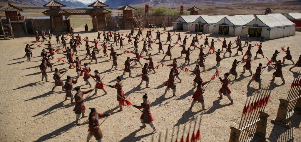 Mulan Live Action Foto