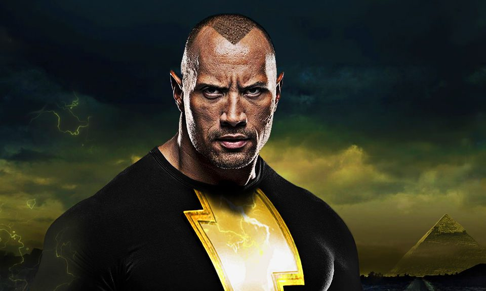 black adam film