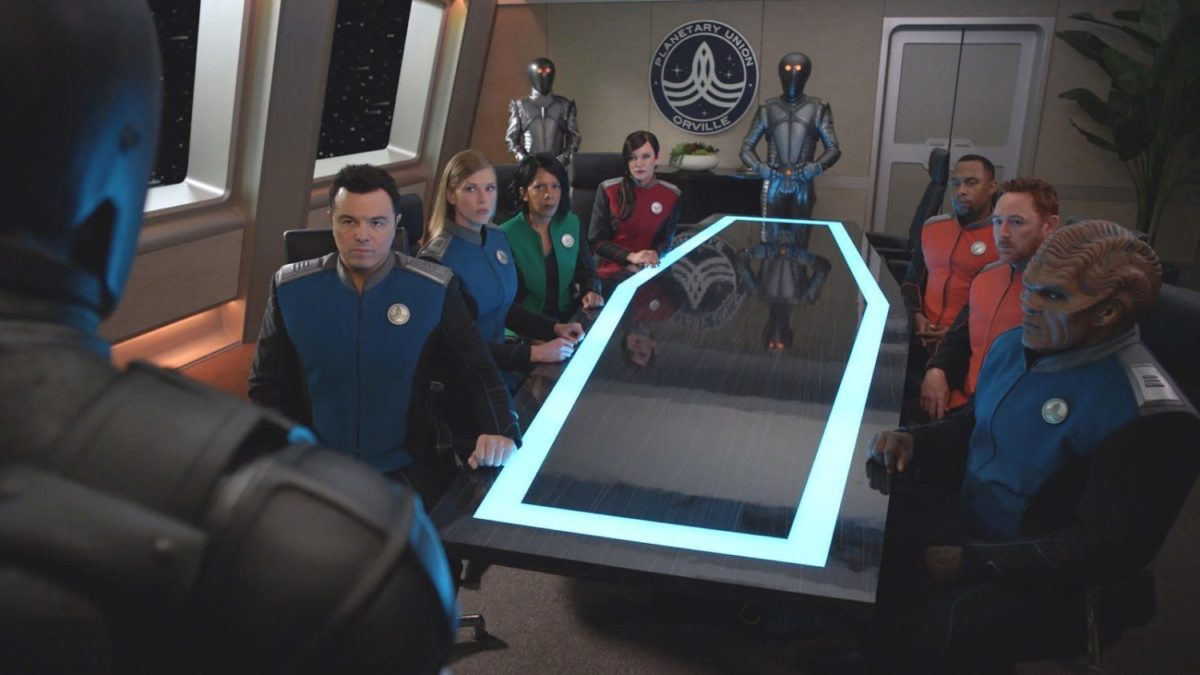 the orville terza stagione
