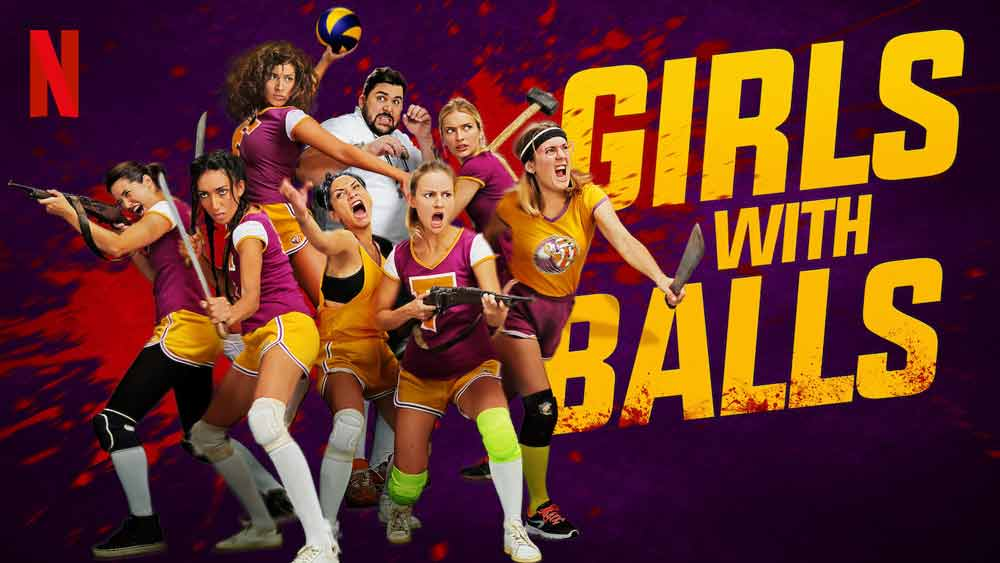 girls with balls recensione