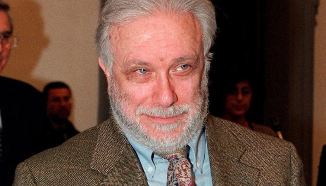 Luciano De Crescenzo morto