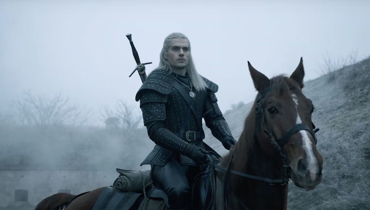 the witcher netflix trailer