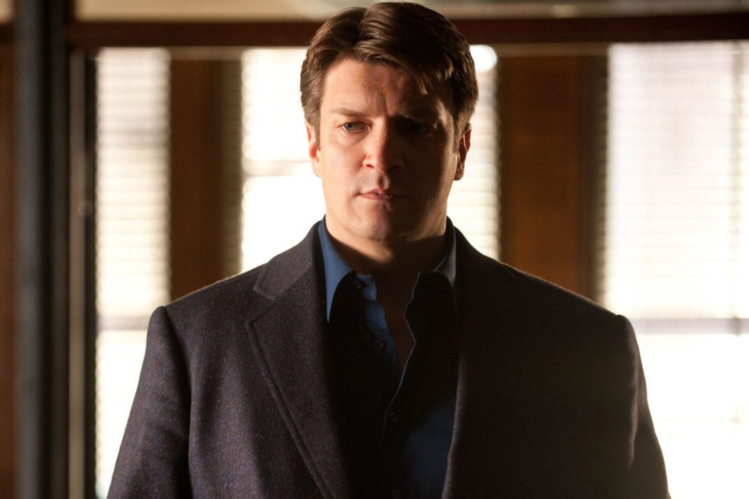 Nathan Fillion Castle