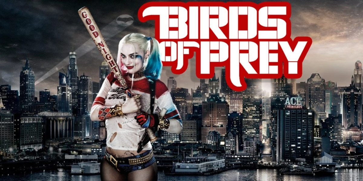 Birds of Prey Film Harley Quinn