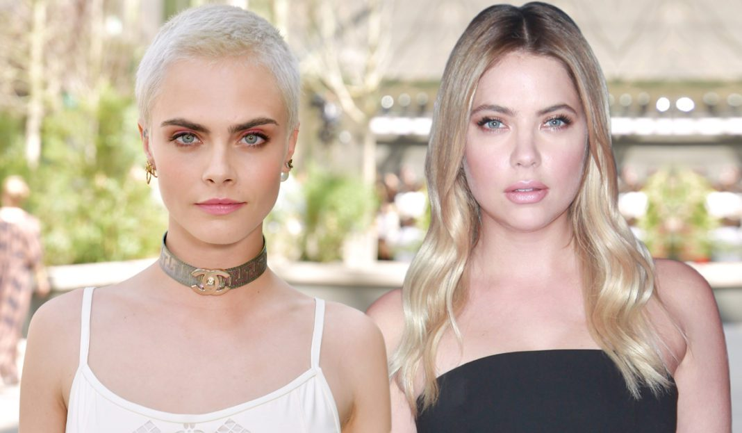 cara delevingne ashley benson matrimonio
