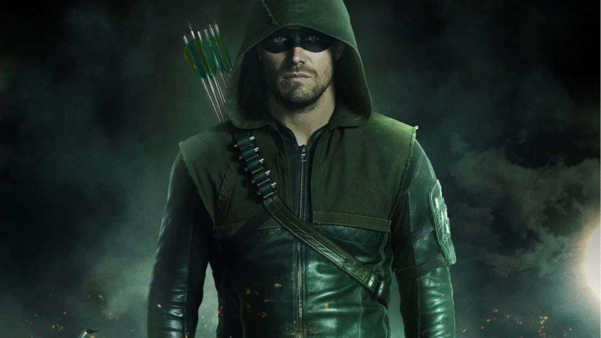 arrow 8 costume