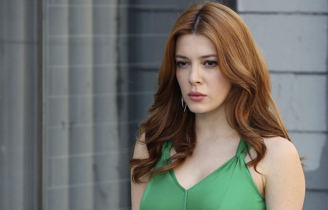 Elena Satine The Gifted