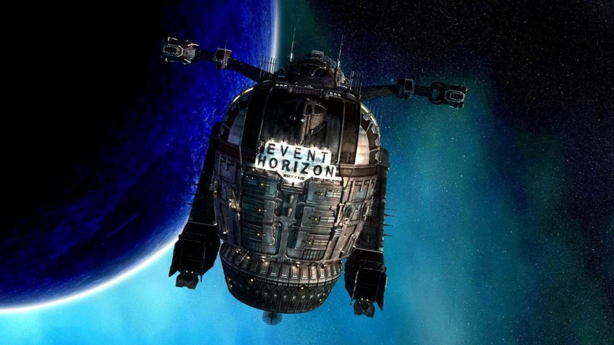 event horizon serie tv