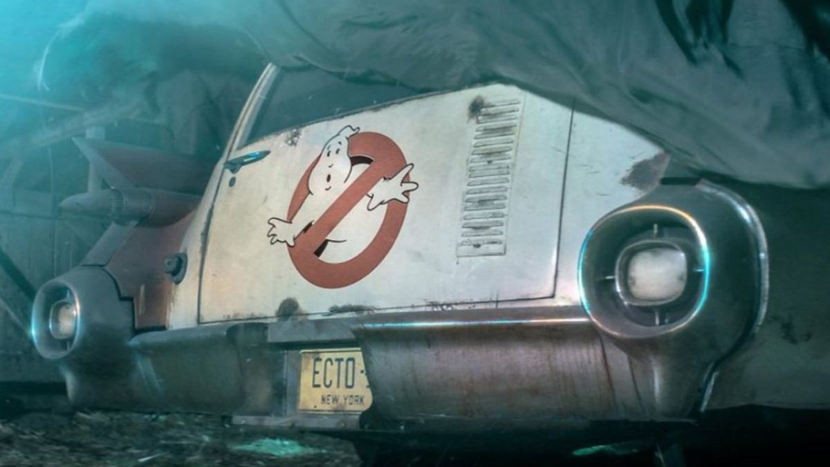ghostbusters 2020 ecto-1