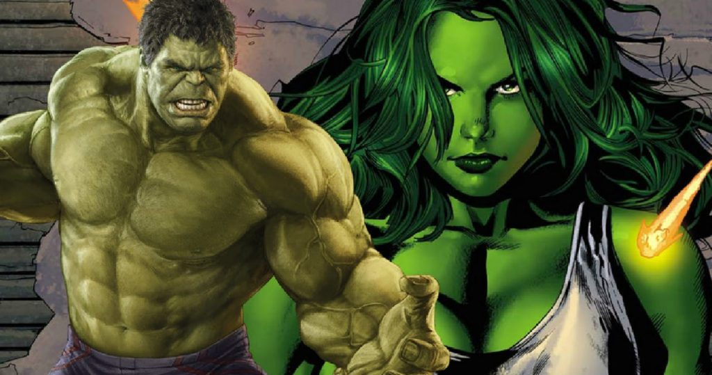 She-Hulk Serie tv Hulk