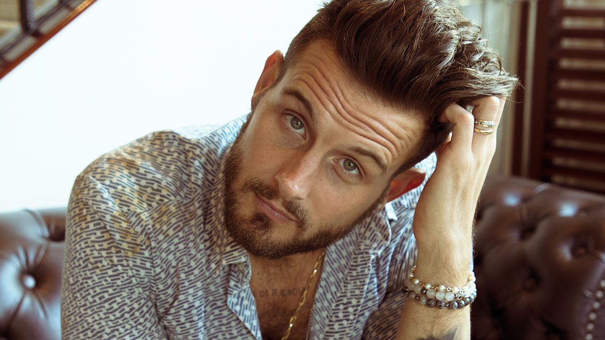 nico tortorella the walking dead