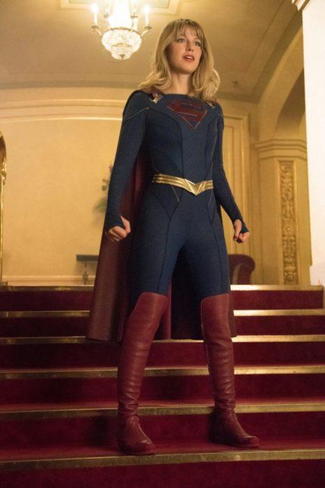 Foto dal primo episodio di Supergirl 5