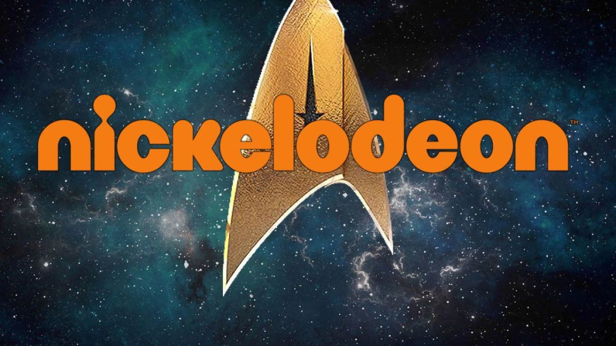 star trek nickelodeon