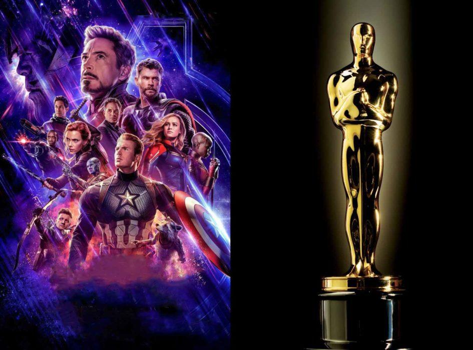 Avengers Endgame Oscar 2020
