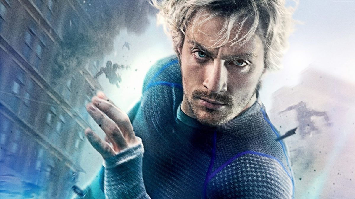 Quicksilver aaron taylor johnson