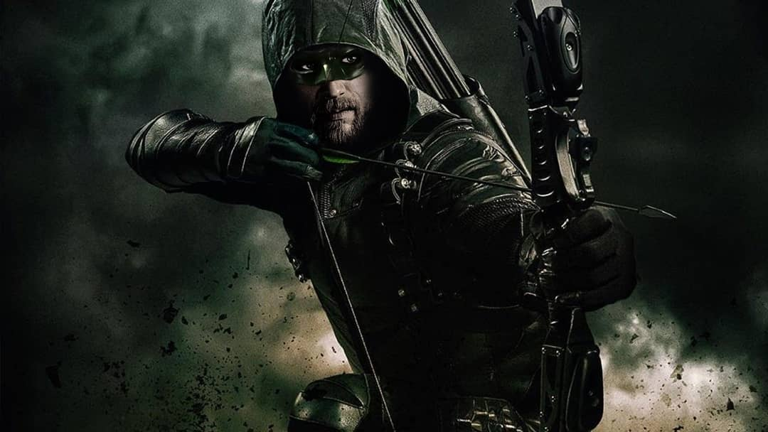 Charlie Hunnam Green Arrow fan art