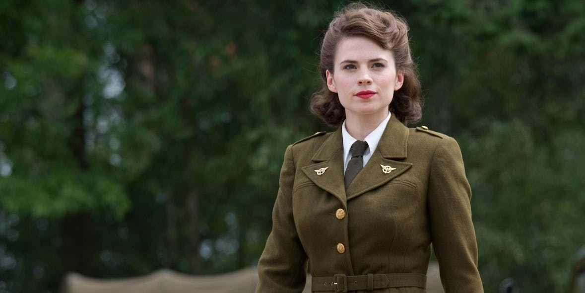 Hayley Atwell Film