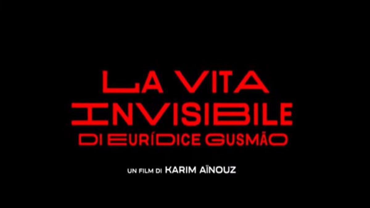 La vita invisibile di Euridice Euridice Gusmao