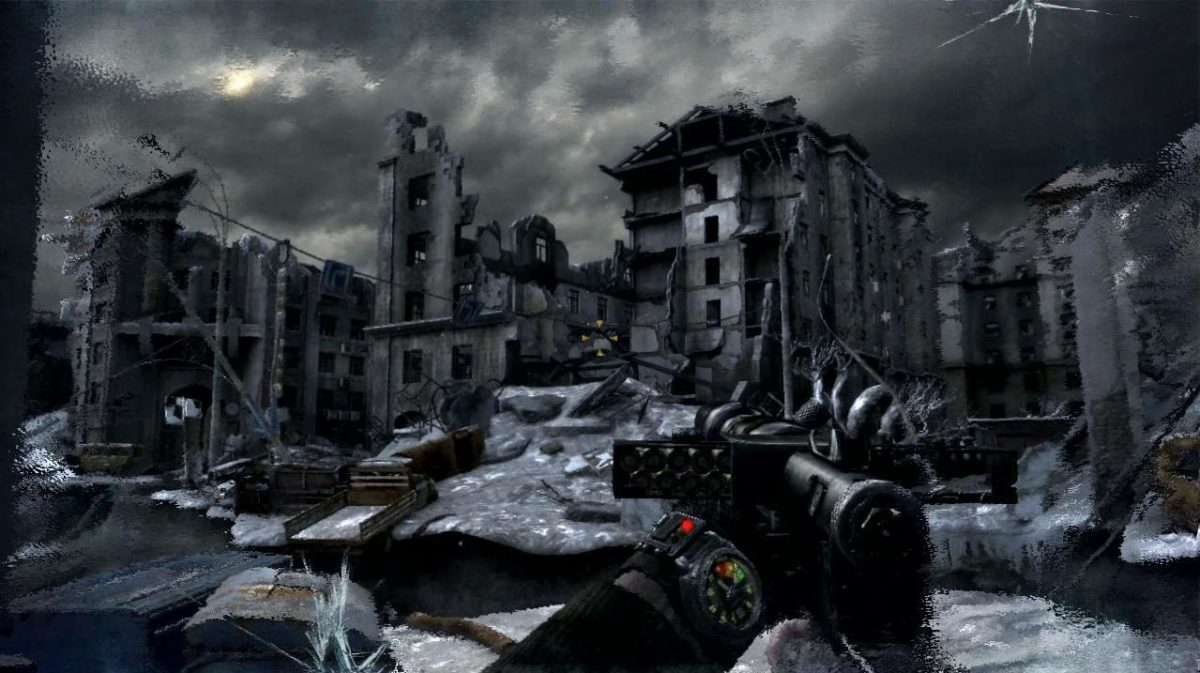 Metro 2033 film