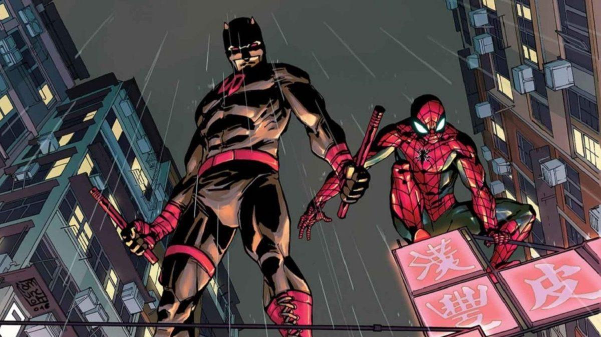 Spider-Man Daredevil Film