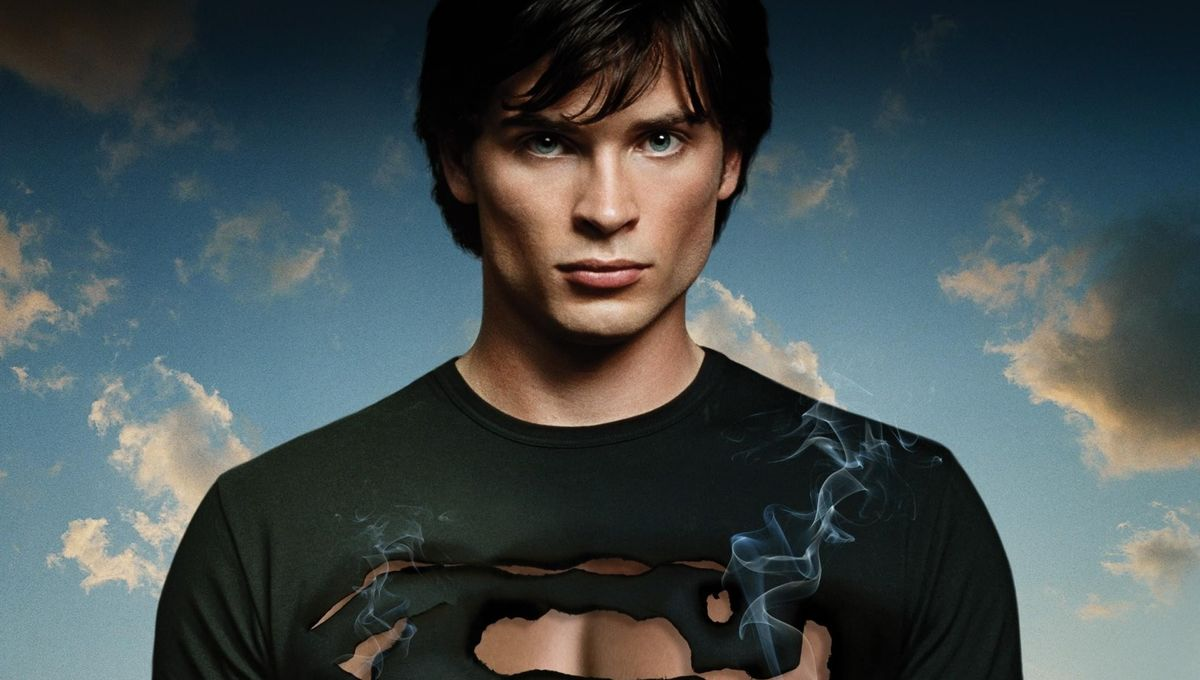Tom Welling Smallville Superman