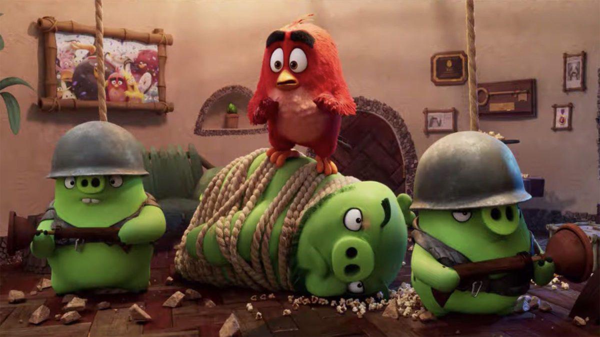 Angry Birds 2 Nemici Amici per Sempre