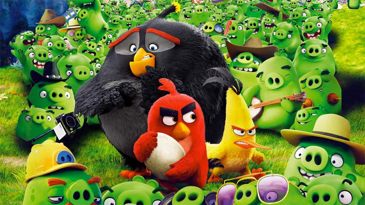 Angry Birds 2 Amici Nemici per Sempre