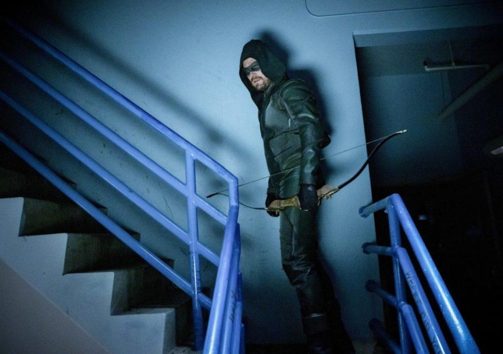 Arrow ottava stagione costume