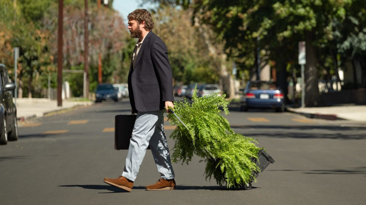 Between Two Ferns Film Recensione