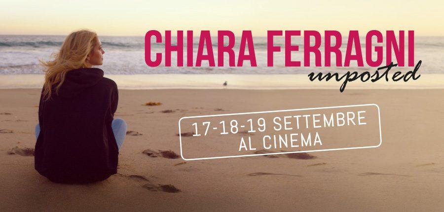 Chiara Ferragni Unposted UCI Cinemas