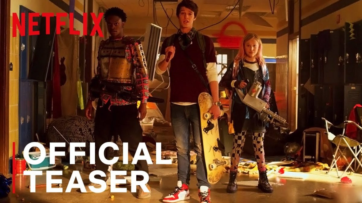 Daybreak Netflix Serie