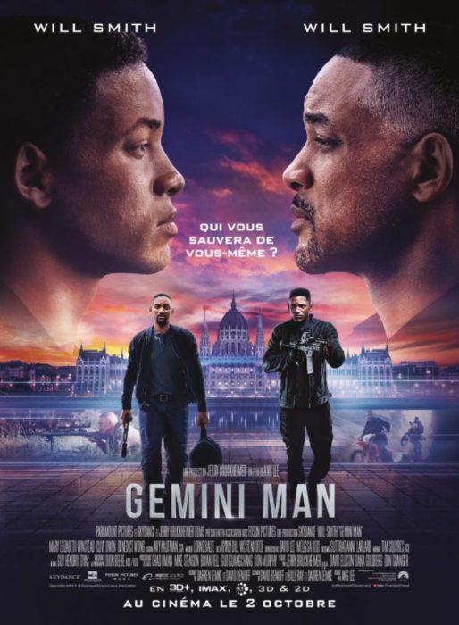 Gemini Man film poster