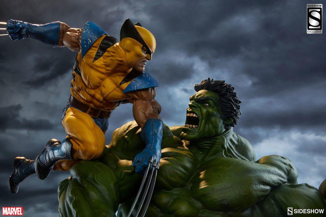 Wolverine contro Hulk Film