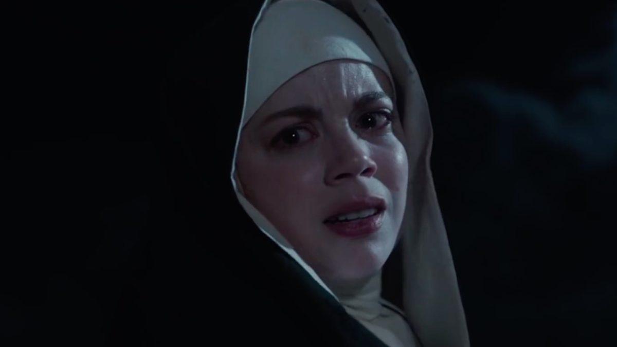ingrid bisu the nun