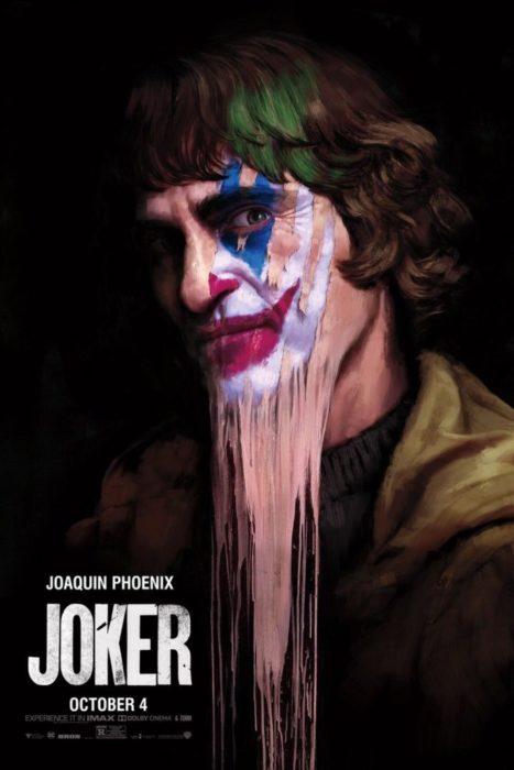 Nuovi poster e due foto da Joker, il cinecomic con Joaquin Phoenix