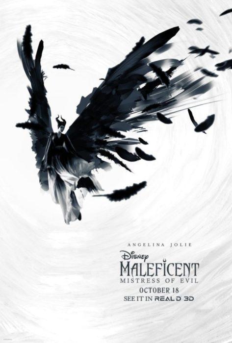 Due affascinanti poster internazionali per Maleficent - Signora del Male